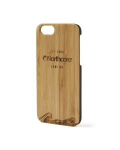 Northcore iPhone 6 Bamboo Case: Wave