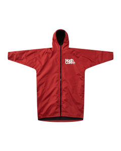 Beach Basha PRO - 4 Season Hard Shell Changing Robe Red
