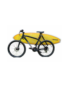 """Lowrider"" Bicycle Surfboard Carry Rack"