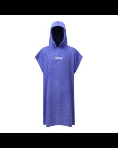 "Northcore ""Beach Basha"" Changing Robe - Blue"