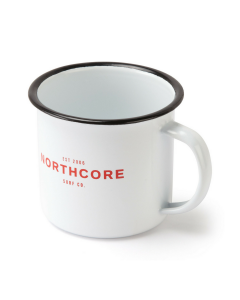 Northcore Steel Surf Camp Mug