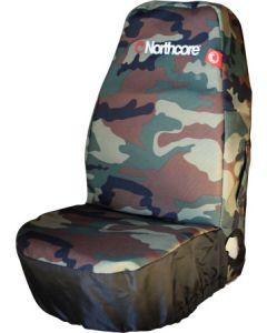Camo Miniature Counter Top Display Waterproof Seat Cover