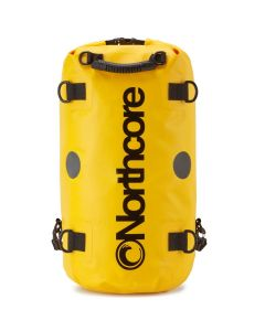 Dry Bag - 40L Backpack: Yellow