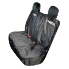 Northcore Rear Triple Seat Cover Black